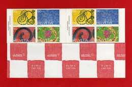 Svizzera - SWITZERLAND** - 1996 -  Booklet 106 Neuf.   MNH. - Blocchi
