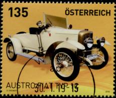 Austria 2019 Automobile (XII) GESTEMPELT/USED/O - 1945-.... 2. Republik