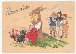 Barré & Dayez - Jack - PEAU D'ÂNE - Les Contes De Fées - 1489 C - - Autres Illustrateurs