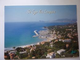 """Cartolina Viaggiata """"SAINT CYR LES LECQUES""""  1995 - Francia"""