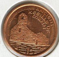 Ile De Man Isle 1 Penny 2002 AA KM 1036 - Monnaies Régionales