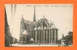 CPA FRANCE 80  ~  AMIENS  ~  4  La Cathédrale - L'Abside  ( LL ) - Amiens