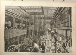 1888 NOUVEL HOTEL DES POSTES - SPA CONCOURS DE BEAUTÉ - CARNAC MONUMENTS MÉGALITHIQUES - LES PIGEONS VOYAGEURS - Giornali
