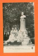 CPA FRANCE 80  ~  AMIENS  ~  14  Monument Jules Verne  ( Caron-Daragon  1916 ) - Amiens