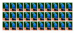 SIERRA LEONE 2018 MNH Blue Parrot 30v - OFFICIAL ISSUE - DH1902 - Sierra Leone (1961-...)