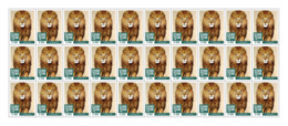SIERRA LEONE 2018 MNH Lions I 30v - OFFICIAL ISSUE - DH1902 - Sierra Leone (1961-...)
