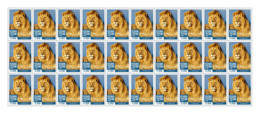 SIERRA LEONE 2018 MNH Lions II 30v - OFFICIAL ISSUE - DH1902 - Sierra Leone (1961-...)