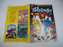 STRANGE EDITION LUG N°180 DAREDEVIL //// LA DIVISION ALPHA /// L'ARAIGNEE //// IRON MAN - Strange