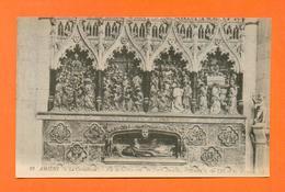 CPA FRANCE 80  ~  AMIENS  ~  23  La Cathédrale - Vie De St-Firmin  ( LL ) - Amiens