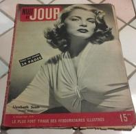 Nuit Et Jour N°81 Juillet 1946 Immigration Juive Palestine,Marseille Aprés La Guerre,Charles Trenet,James Francis Jones - Books, Magazines, Comics