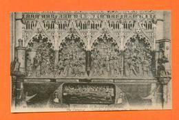 CPA FRANCE 80  ~  AMIENS  ~  24  La Cathédrale - Translation Des Reliques De St. Firmin  ( LL ) - Amiens