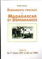 Favrel : Madagascar  1921-1960 - Littérature