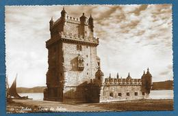 LISBOA TORRE DE BELEM UNUSED - Lisboa