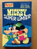 Disney - Mickey Parade - Année 1977 - N°1319 Bis (avec Grand Défaut D'usure) - Mickey Parade