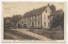 57 - MEISENTHAL - CAFE RESTAURANT DE LA GARE - PROPRIETAIRE OBERHAUSER - VOIR ZOOM - Autres Communes