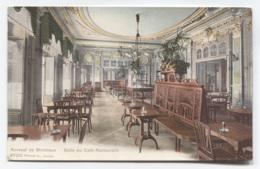 SUISSE - MONTREUX - KURSAAL - SALLE DU CAFE RESTAURANT - VD Vaud