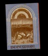 Feuillet - Decembre - Signe Astro - Fetes Du Mois - Loterie - Petit Prix - Non Classés