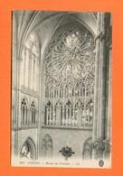 CPA FRANCE 80  ~  AMIENS  ~  260  Cathédrale - Rosace Du Transept  ( LL ) - Amiens