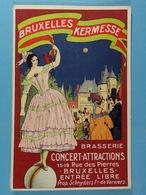 Bruxelles Kermesse Brasserie Concert Attractions - Feesten En Evenementen