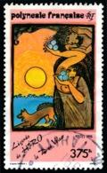 POLYNESIE 1990 - Yv. 370 Obl.   Cote= 5,40 EUR - Légende De Hiro  ..Réf.POL23501 - Polynésie Française