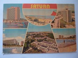"Cartolina Viaggiata ""SATURN"" 1983 - Romania"