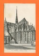 CPA FRANCE 80  ~  AMIENS  ~  352  Cathédrale - Abside  ( L. Caron ) - Amiens
