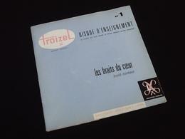 Vinyle 45 Tours  Les Bruits De Mon Coeur (normaux) Troizel 3L - Vinyles