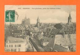 CPA FRANCE 80  ~  AMIENS  ~  376  Vue Générale Prise Du Château D'Eau  ( L. Caron 1912 ) - Amiens