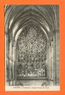 CPA FRANCE 80  ~  AMIENS  ~  Cathédrale - Grande Rosace Du Nord  ( L. Caron 1912 ) - Amiens