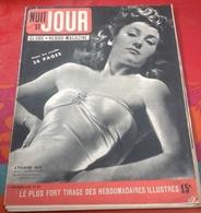 Nuit Et Jour N°99 Novembre 1946 Ho Chi Minh Indochine,Louis Breguet,Palestine Irgoun,Daphné Du Maurier - Books, Magazines, Comics