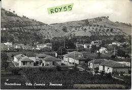 Abruzzo-pescara-montesilvano Villa Vanonica Veduta Panoramica Anni 50/60 - Italia