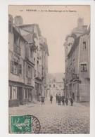 26634 RENNES France 35 Rue Saint Georges Caserne Pompier -café Du Siecle Avocat 1912 -ed N°140 - - Rennes