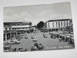 LIDO DI JESOLO  BN VG 1950 PIAZZA MARCONI - Venezia