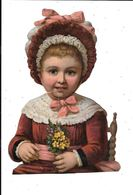 Grand Découpi Petite Fille - Enfants
