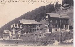 Leysin Avenue Secretan 1907 - VD Vaud