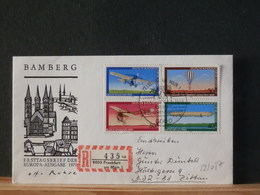 82/088 LETTRE  ALLEMAGNE - Airships