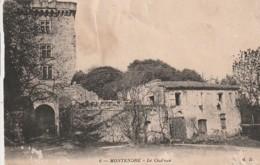 ***  17  *** MONTENDRE  Le Château Attention Pelurage - Montendre