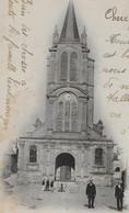 MONTFORT L'AMAURY : L'Eglise ( 1902 ) - Montfort L'Amaury