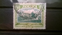 FRANCOBOLLI STAMPS GIAMAICA JAMAICA 1920 USED SERIE LOCAL MOTIFS - Giamaica (1962-...)