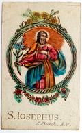 Image Pieuse Augsbourg (Augsburg) : S. IOSEPHUS (Saint Joseph) - Imágenes Religiosas