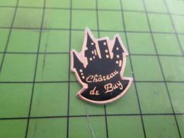 713A Pin's Pins / Beau Et Rare : Thème VILLES / CHATEAU DE BUY - Cities