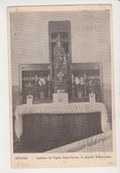 26638 RENNES France 35 Eglise Saint Martin Route Saint Malo Chapelle Sainte Anne -ed (sans) 1940 - Rennes