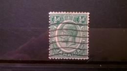 FRANCOBOLLI STAMPS GIAMAICA JAMAICA 1927 USED KING GEORGE V RE GIORGIO V - Jamaique (1962-...)