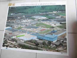 Argentan Oise Zone Industrielle - Afiches