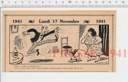 2 Scans Presse 1941 Humour Pharmaceutique Médicament Potion Loterie Nationale Cueillette Des Fleurs 223XT - Non Classés