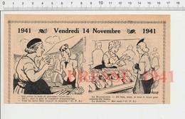 2 Scans Presse 1941 Humour Marchande De Poulets Poireaux Train Wagon Sleeping ? Jeu Roulette Livre Pour Maigrir 223XT - Non Classés