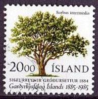 ISLAND Mi. Nr. 634 O (A-1-42) - 1944-... Republik