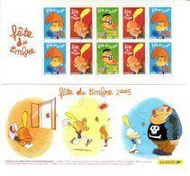 Carnet Fête Du Timbre 2005. N° BC3751a Non Plié. Validité Permanente Voir Scan Recto /verso - Carnets