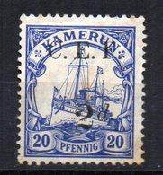 Sello  Nº 28  Camerun - Colonia: Camerún