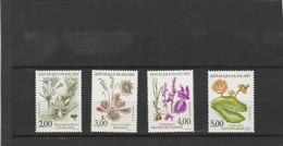 FRANCE 1992  N° 2766/2769** SERIE NATURE - France